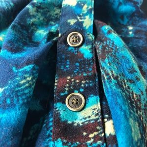 Anne Klein Button Up Shirt